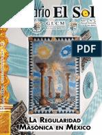 Anuario El Sol 2015 Gran Logia de la Ciudad de Mexico