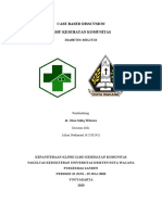 Case Based Discussion (DM TIPE II)