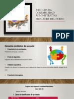 ENCUADRE DE ADMINISTRACIÓN DE R.H
