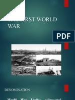 WW1 - 2020-I