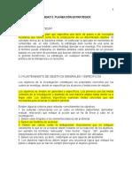 UNIDAD III PLANEACION ESTRATEGICA