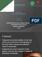 CATARACT-PPT