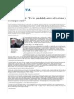 Entrevista a Juan Jose Sebreli 2013