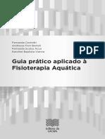 Guia Prático Aplicado à Fisioterapia Aquática