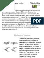 The Junction Transistor Ppt Presentation