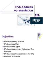 IPv6-Addressing