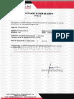 CONSTANCIA DE REPARACION 19-644 BOMBA MANUAL M00000003727.pdf