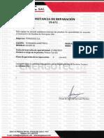 CONSTANCIA DE REPARACION 19-671 TURBINETA ELECTRICA 3601B211E0.pdf