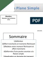 Flexion Plane Simple