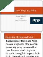 P2 Expression of Hope and Wish kelas IX.pptx