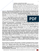 PREDICA L. (14JULIO 2019) ESTÁN TUS PLANES EN ARMONÍA CON LOS PLANES DE DIOS.docx