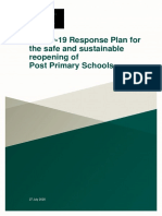 curragh post primary school covid-19 respnse plan 25