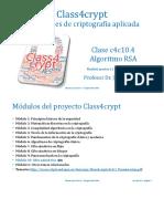 Algoritmo RSA. Jorge Ramió