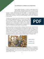 La Escuela Histórica alemana y la influencia de la Pandectística