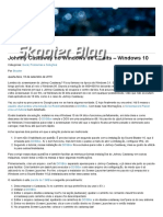 Johnny Castaway on Windows 10 64 bit - (by Skooter Blog)