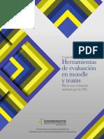 CUADERNILLO 4_HERRAMIENTAS DE EVALUACIÓN EN MOODLE Y TEAMS