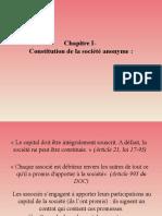 Chapitre I-constitution des sociétés.pptx