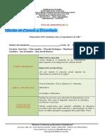 Guia Sexto II p Nucleo de Ciencias y Tecnologia