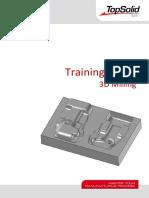 TopSolid CAM Training