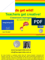 Laura Perrotta- kids get wild- teachers get creative- notes for teachers