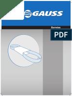 Catálogo de aplicação de correias GAUSS