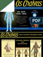 Os Chakras e as suas Correntes Energéticas Sutis - STBLive 23-05-2020