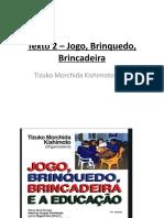 SLIDES – Jogo, Brinquedo, Brincadeira