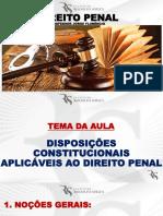 aula 2 Disposições Aplicáveis ao Direito Penal - Prof. Jorge Florêncio.pdf