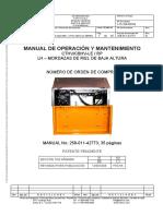Manual Freno Hillmar