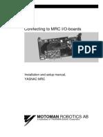 Connectting Io-mrc.e