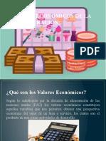 VALORES ECONOMICOS DE LA ADMINISTRACION