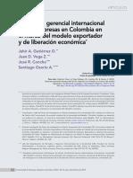 Articulo Estructura Gerencial Internacional