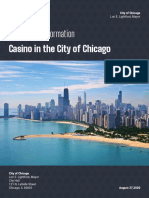 Chicago Casino RFI