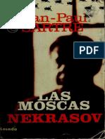 Sartre - Las moscas. Nekrasov