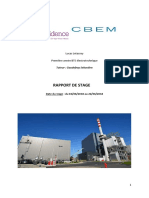 Rapport Stage centrale biomasse