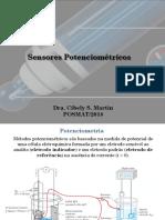 Sensores Potenciométricos