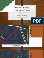 Analisis Barrio Conquistadores