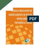 Modelo Brasileiro de Gerenciamento de Riscos Operacionais da MPAS