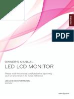 E2290 User Manual