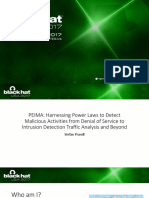 us-17-Prandl-PEIMA-Harnessing-Power-Laws-To-Detect-Malicious-Activities-From-Denial-Of-Service-To-Intrusion-Detection-Traffic-Analysis-And-Beyond