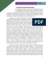 Clase virtual 12 La educación en los tiempos de la pandemia.pdf