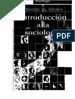 intro. a la sociologia Adorno.pdf
