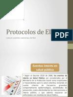 Protocolos de VSP