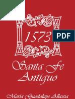 Romance Santa Fe Antiguo 1573