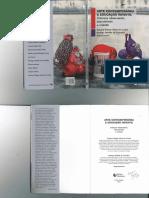 Livro - Arte contemporânea e educação infantil - crianças observando descobrindo criando.pdf