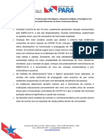 Orientações para retorno das aulas - comitê covid 26-08