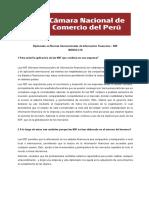 RESPUESTAS MODULO III- DIPLOMADO EN NORMAS INTERNACIONALES DE INFORMACIÓN FINANCIERA – NIIF