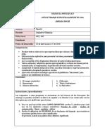Guiìa Amistad  Ciclos 401 y 402 ESPANÞOL