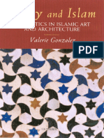 Valerie Gonzalez, Beauty and Islam Aesthetics in Islamic Art and Architecture