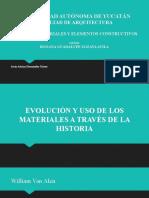 ADA 1 TALLER DE MATERIALES Y ELEMENTOS CONSTRUCTIVOS